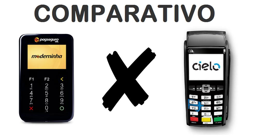 4efc49cc2 Será que vale a pena? Comparativo Moderninha do PagSeguro vs Máquina ...